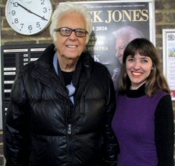 Jack Jones and Suzanne