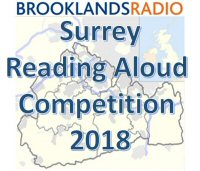 Surrey Reading Aloud 2018